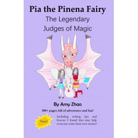 The Legendary Judges of Magic - Pia the Pinena Fairy