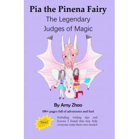 The Legendary Judges of Magic - Pia the Pinena Fairy