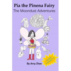The Moondust Adventures - Pia the Pinena Fairy